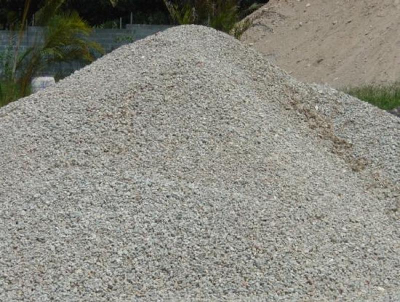 Areia e Pedra Moída Preço no Jardim Ângela - Areia e Pedra Moída