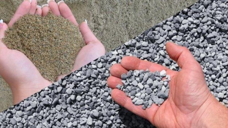 Areia e Pedra Moída em Campinas - Areia e Pedra Moída