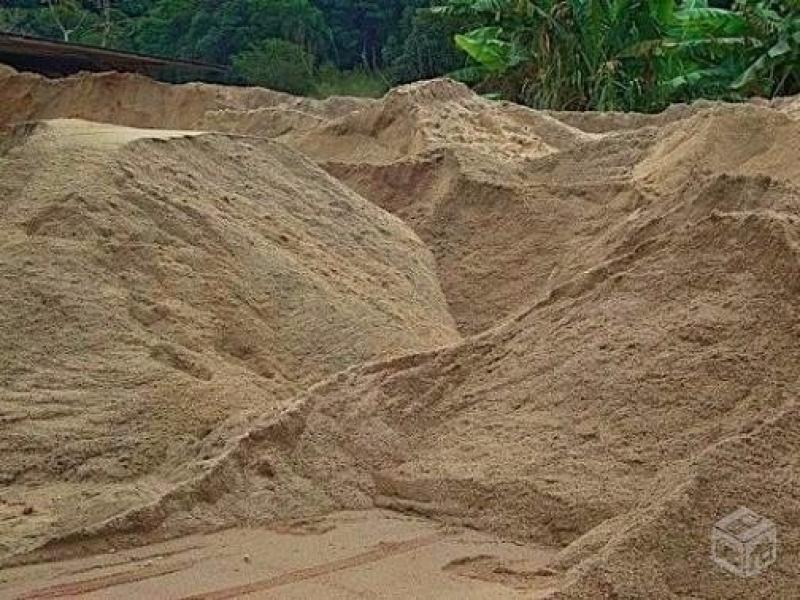 Areia Fina para Construção em Interlagos - Areia para Construção Civil