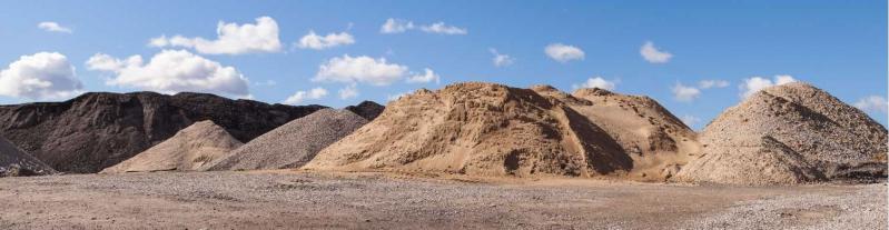 Areia Lavada para Construção em Chácaras Maltoni - Caminhão de Areia Lavada
