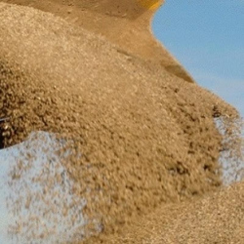 Areia Lavadas para Concreto na Louveira - Caminhão de Areia Lavada