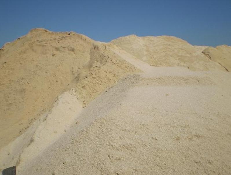 Areia para Construção em Sp Preço em Ferraz de Vasconcelos - Areia para Construção Civil