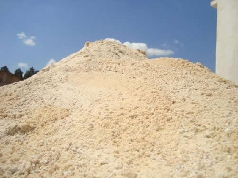 Carrada de Areia de Brita Preço Vila das Hortências - Carrada de Areia Lavada