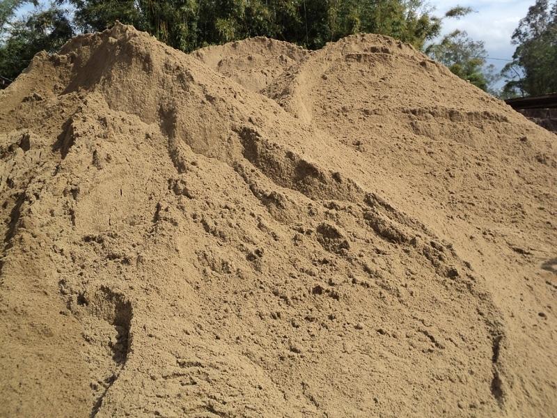 Carrada de Areia Grossa Preço Franca - Carrada de Areia Lavada