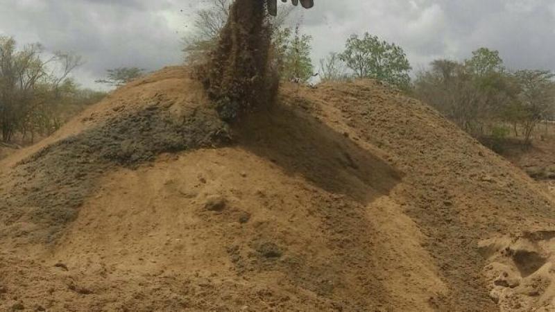 Carrada de Areia para Concreto Preço no Jardim Molinari - Carrada de Areia Lavada