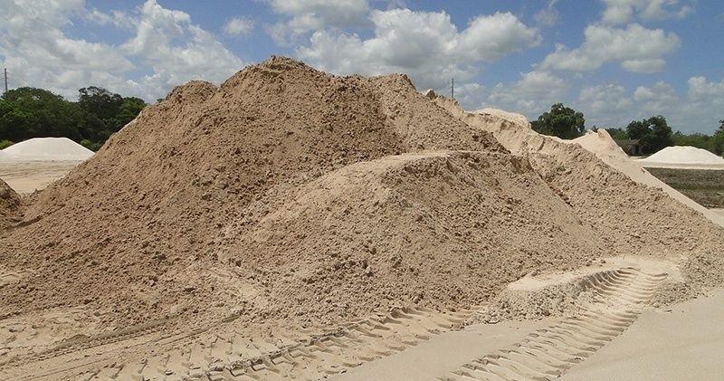 Carrada de Areia para Reboco no Campo Limpo - Carrada de Areia Lavada