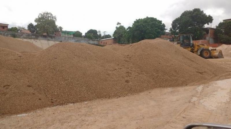 Carradas de Areia para Construtoras Vila Rio Branco - Carrada de Areia Lavada