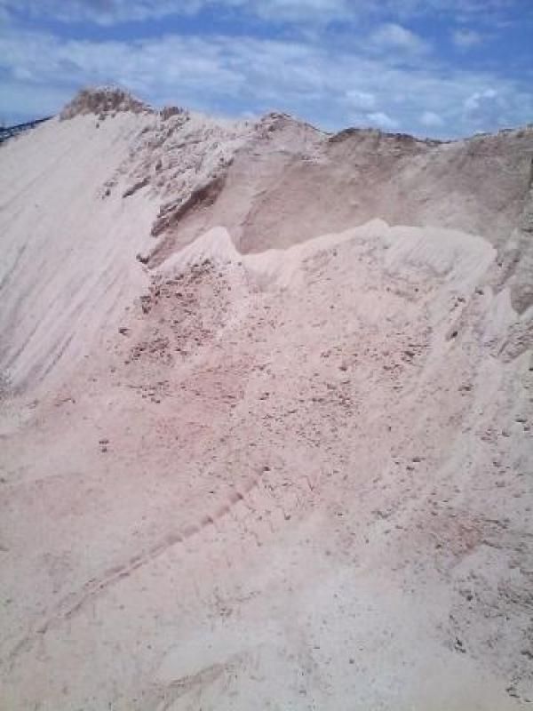 Comprar Carrada de Areia de Brita em Chácaras Maltoni - Carrada de Areia Lavada