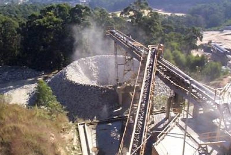 Fornecedor de Pedra e Areia no Bairro do Limão - Areia e Pedra Moída