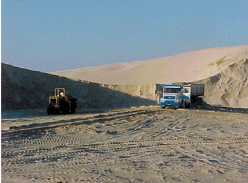 Onde Encontrar Fornecedor de Areia Lavada em Vargem Grande Paulista - Caminhão de Areia Lavada
