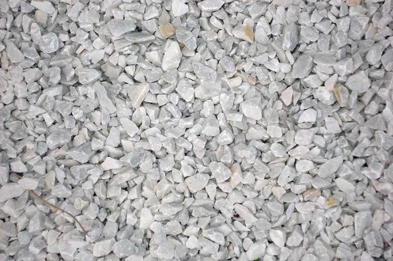 Pedra Brita Branca no Loteamento Claude de Barros Penteado - Pedra Brita 1