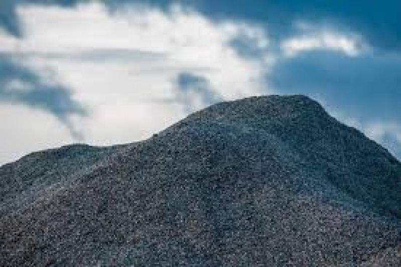 Pedra Brita por Metro 3 na Quinta de Jales - Pedra Britada