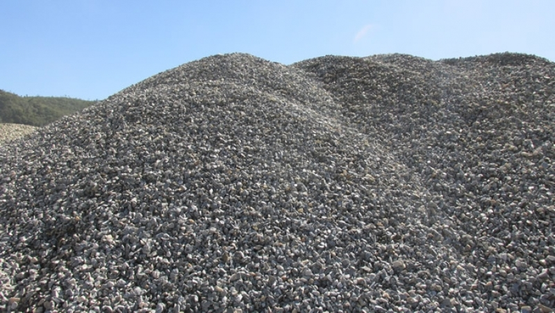 Pedra Brita Preço no Jardim Bonfiglioli - Pedra Brita Ensacada