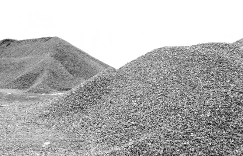 Pedra Britada 1 Preço na Vila Ana - Pedra Brita para Drenagem