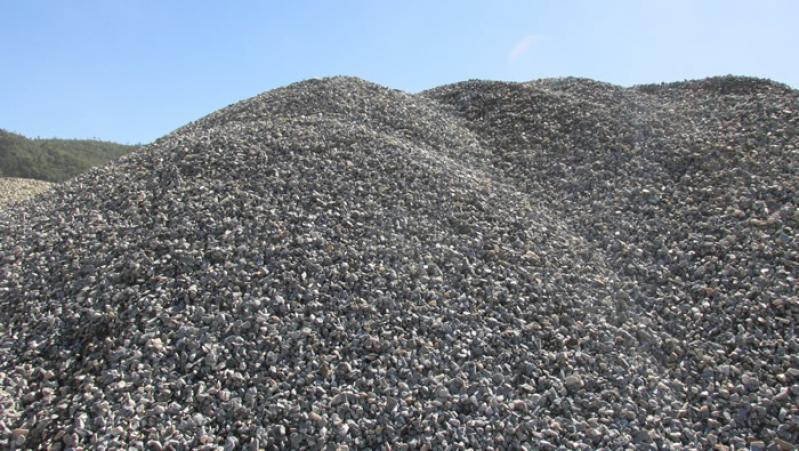 Pedra Britada 1 no Parque Residencial Nove de Julho - Pedra Brita para Dreno