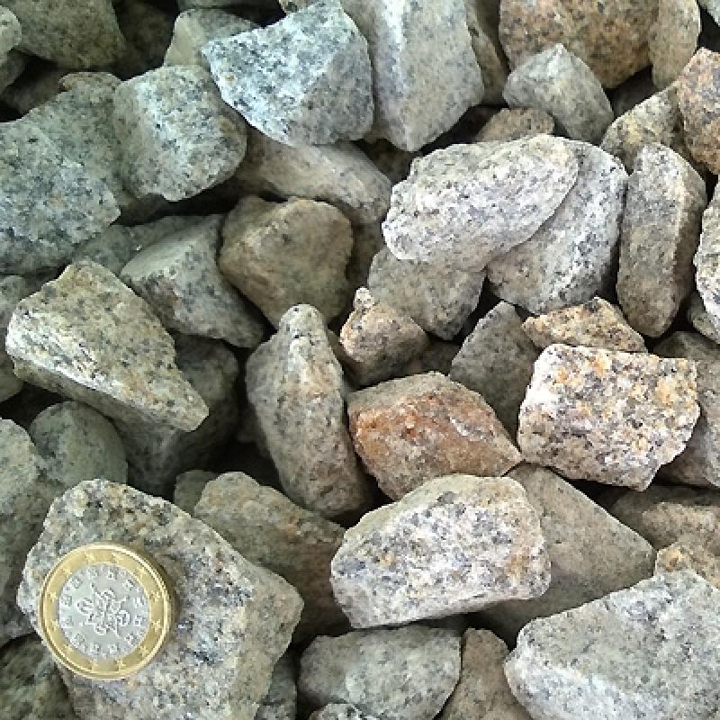 Pedra Britada 4 Preço no Parque Fazenda - Pedra Brita para Dreno