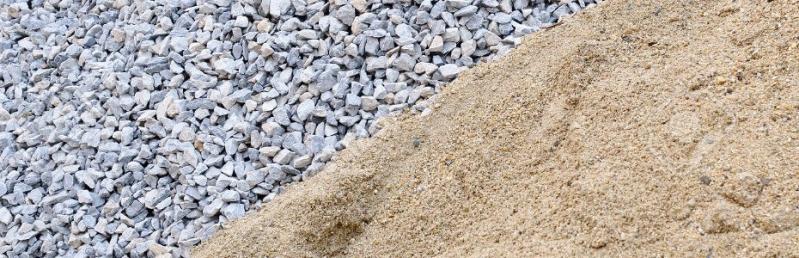 Pedra e Areia para Concreto no Jardim Cidapel - Distribuidora de Areia e Pedra Ensacadas