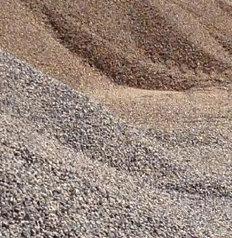 Pedra e Areia para Obras em Aeroporto - Areia e Pedra Moída