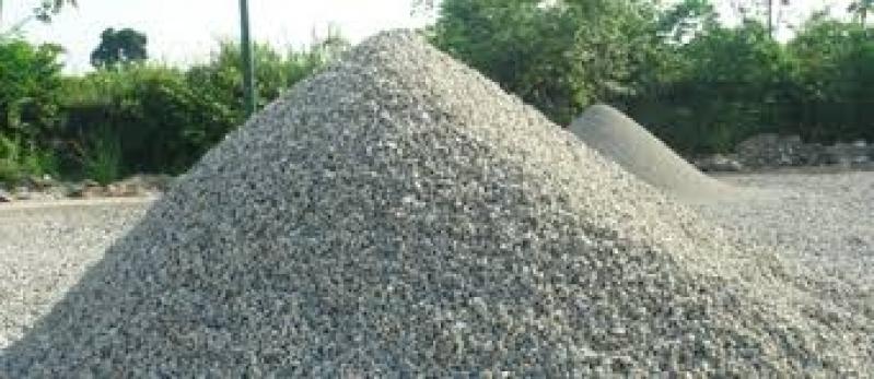Pedra Moída para Construção em Sp em São Bernardo do Campo - Pedra Moída para Acabamento Externa