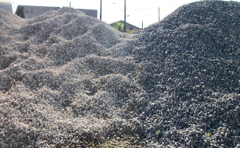 Pedra Moída para Construção no Jardim Nogueira - Pedra Moída para Acabamento Externa