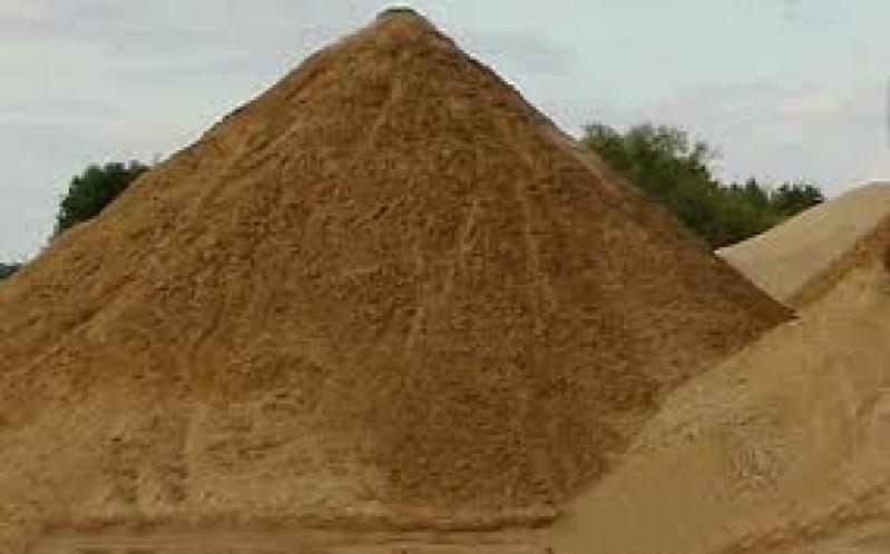 Quanto Custa Areia Lavada Grossa em Jundiaí - Caminhão de Areia Lavada