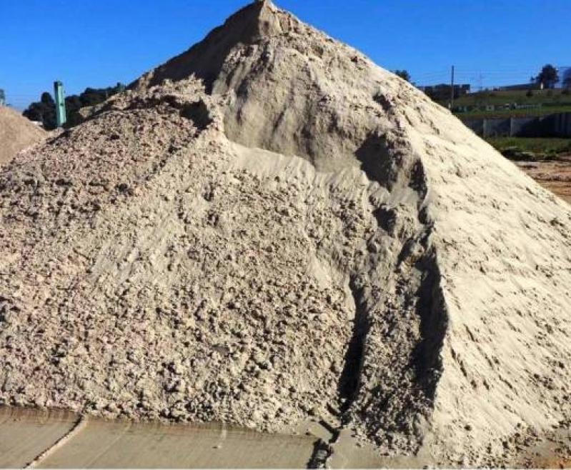 Quanto Custa Areia para Construção no Vale dos Cebrantes - Areia Grossa para Obras