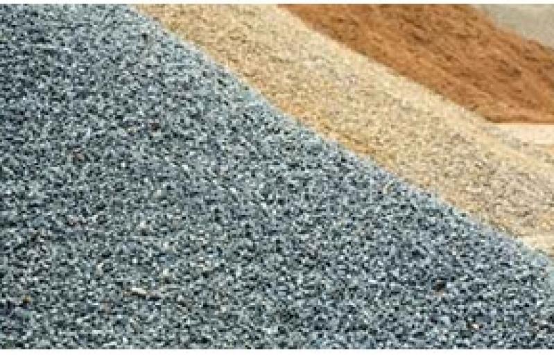 Quanto Custa Pedra e Areia para Obras em Aeroporto - Areia e Pedra Moída