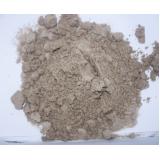 areia e pedra na Santa Rita de Mato Dentro