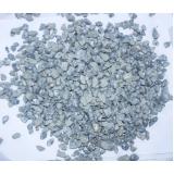 areia de pedra moída