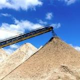 fornecedor de areia e pedra