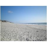 areia fina branca preço no Retiro