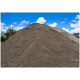 areia fina para concreto na Marília