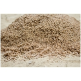 areia grossa para chapisco preço na Vila Anastácio