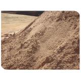 areia grossa para chapiscos no Limão
