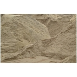 areia grossa para obras preço na Anália Franco