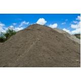areias média peneirada para obras em Sousas Park