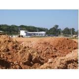 argila expandida para cobertura no Jardim Molinari