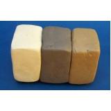 pedras de argila para construção