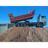 caminhão de areia preço no Parque Itajaí