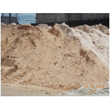 carrada de areia para alicerce preço no Núcleo Residencial Princesa D'Oeste