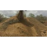carrada de areia para concreto preço Vila das Hortências