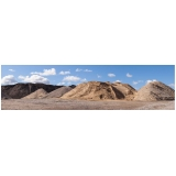 carrada de areia no Capricórnio