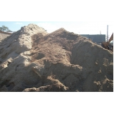 comprar carrada de areia fina para construtora no Santo André