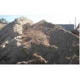 comprar carrada de areia fina para construtora no Residencial Cravos