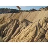 comprar carrada de areia para alicerce Cidade Santos Dumont