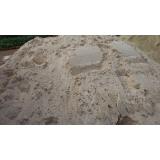 comprar carrada de areia para construtora no Residencial Cândido Ferreira