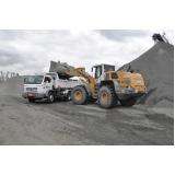 depósito de pó de pedra no Residencial Jaguary