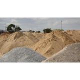 fornecedor de areia fina para construção no Vale das Garças