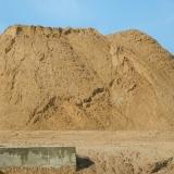 fornecedor de areia grossa para obras Colonia F. Comind