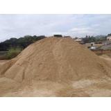 fornecedor de areia para construtora no Núcleo Residencial Princesa D'Oeste
